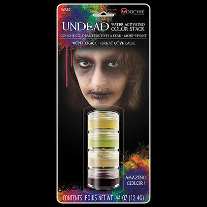 Undead Water Activated Makeup Stack