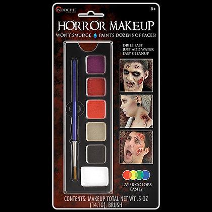 Horror 6 Color Makeup Palette