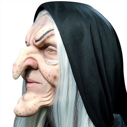 Hagatha (Witch) Foam Prosthetic