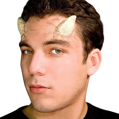 Bone Demon Horns Latex Appliance