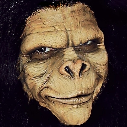 Ape Man Foam Prosthetic