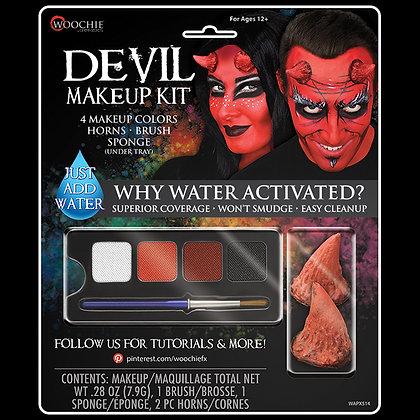 Devil Makeup & Accessory Kit