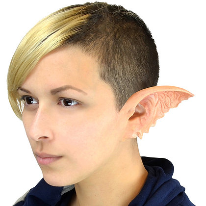 Gremlin Ears Latex Appliance (one pair)