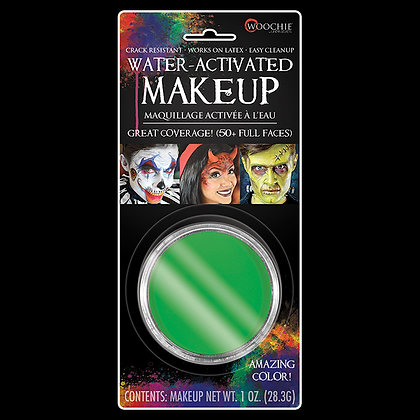 Green Water Activated Makeup - 1 oz