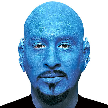 Bald Cap Appliance (Blue)