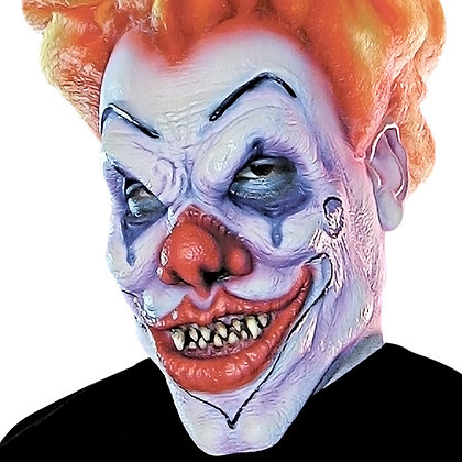Evil Clown Foam Prosthetic