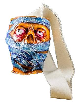 Mummy Head Bag (Orange)