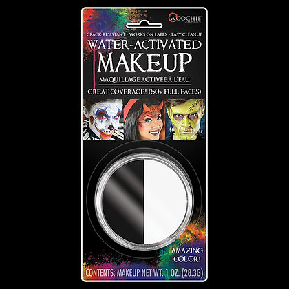 Black & White Water Activated Makeup - 1 oz