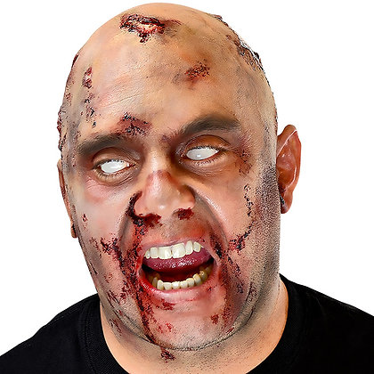 Zombie Bald Cap Appliance