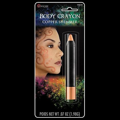 Copper Shimmer Body Crayon