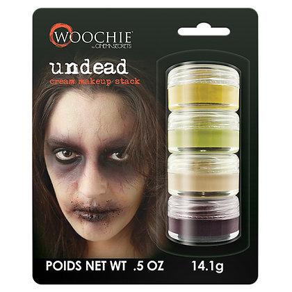 Undead Cream Makeup Stack
