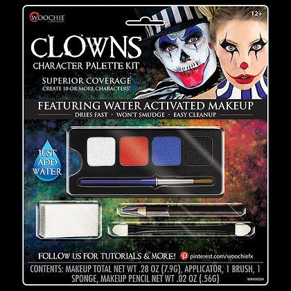 Clowns Multi-Character Kit