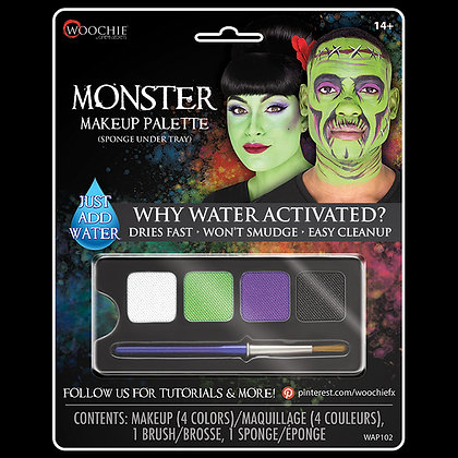 Monster 4 Color Palette