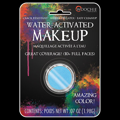 Light Blue Water Activated Makeup - 0.12 oz