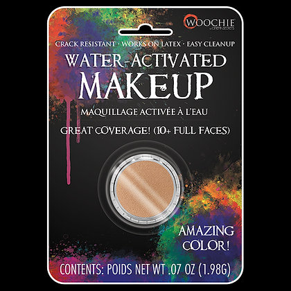 Medium Flesh Water Activated Makeup - 0.12 oz