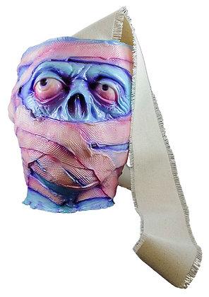 Mummy Head Bag (Blue)
