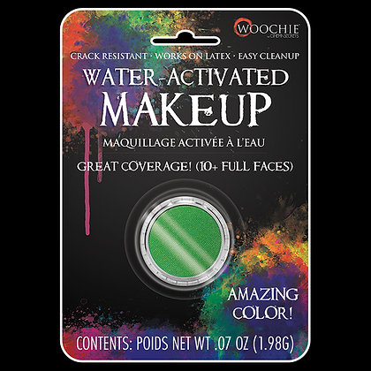 Green Water Activated Makeup - 0.12 oz