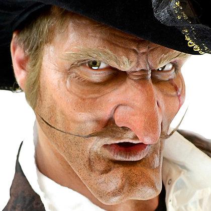 Captain Hook Foam Prosthetic