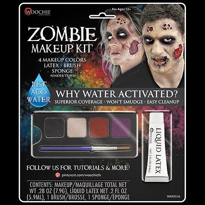 Zombie Makeup & Accessory Kit