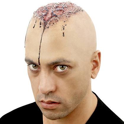 Thinking Cap Bald Cap Appliance (Exposed Brain)