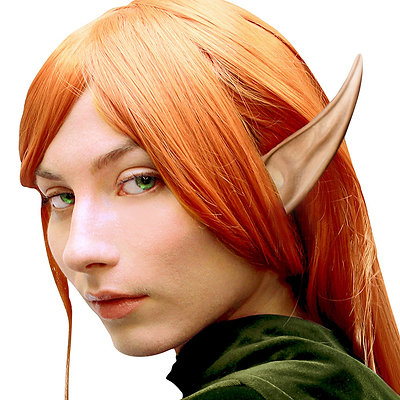 Large Elf Ears Latex Appliance