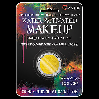 Yellow Water Activated Makeup - 0.12 oz