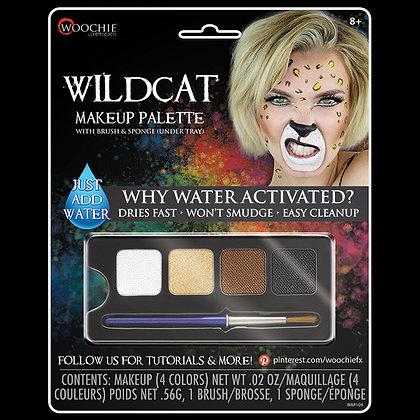 Wildcat 4 Color Palette