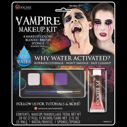 Vampire Makeup & Accessory Kit
