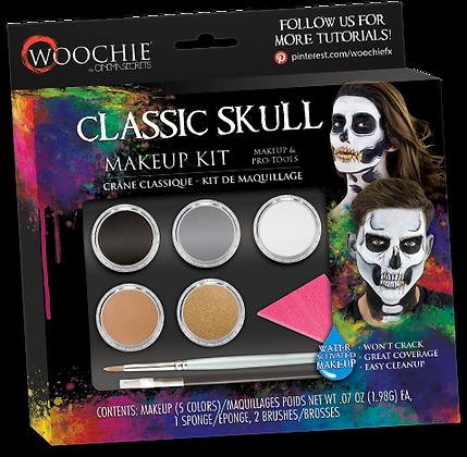 Classic Skull Makeup Kit
