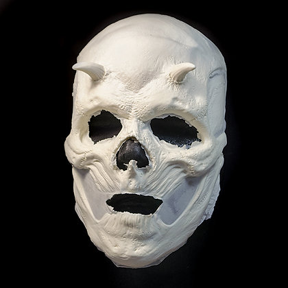 Skull Demon Foam Face