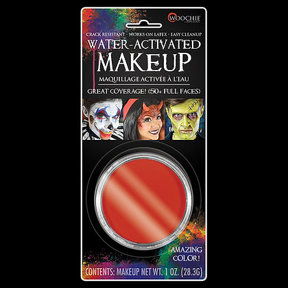 Red Water Activated Makeup - 1 oz