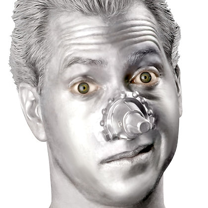 Tin Man Nose Latex Appliance