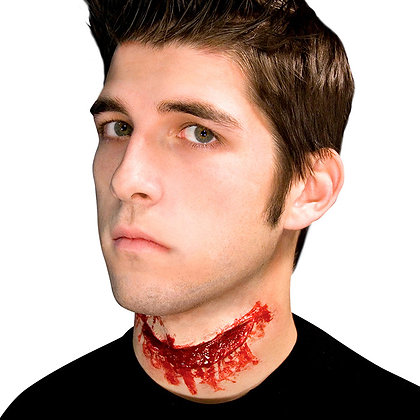 Slit Throat Latex Appliance