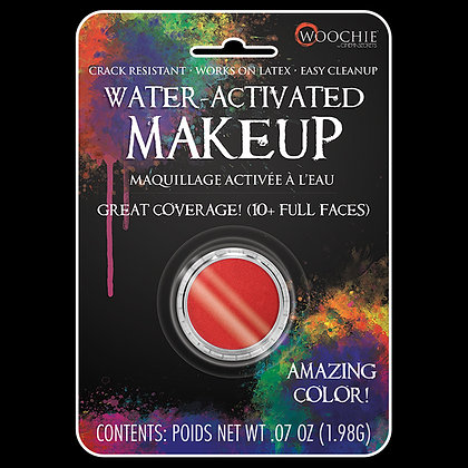 Red Water Activated Makeup - 0.12 oz