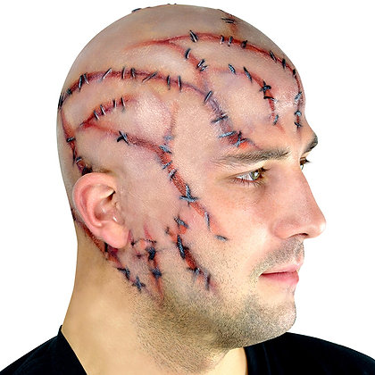 Stitches Bald Cap Appliance