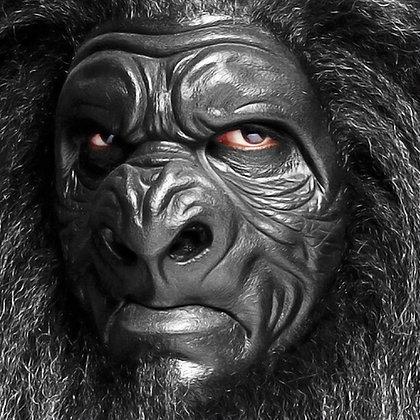 Mountain Gorilla Foam Prosthetic