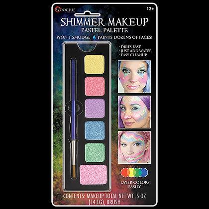 Pastel Shimmer 6 Color Makeup Palette