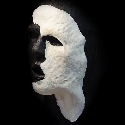 Rough Skin Foam 1/2 Face