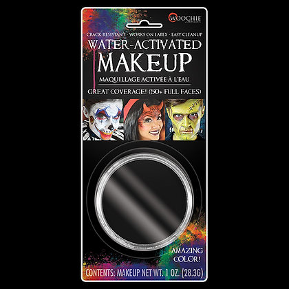 Black Water Activated Makeup - 1 oz