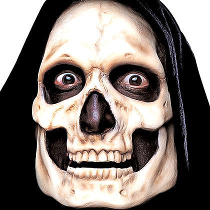 Skull Foam Prosthetic