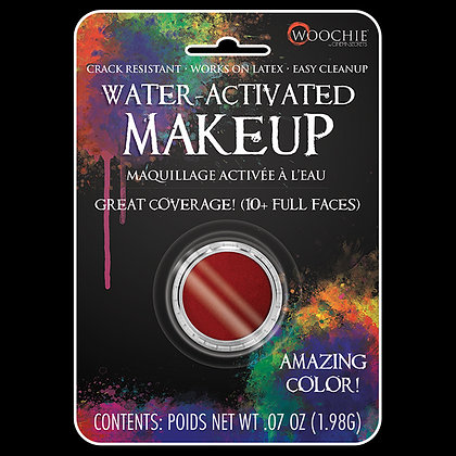 Bruise Red Water Activated Makeup - 0.12 oz