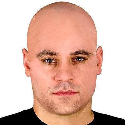 Bald Cap Appliance (Beige)