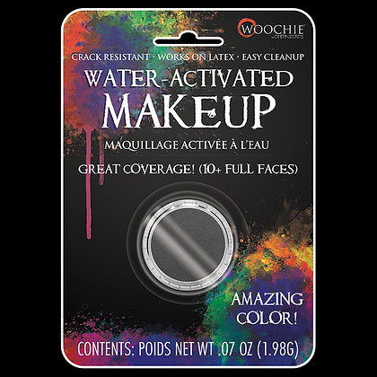 Dark Grey Water Activated Makeup - 0.12 oz