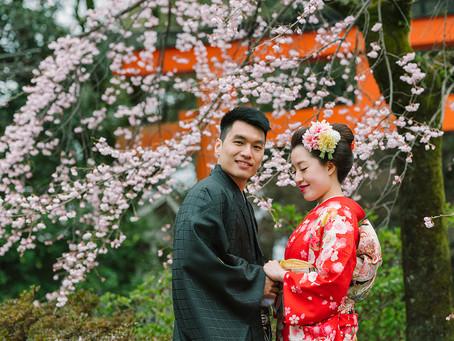 2018京都櫻花盛開中