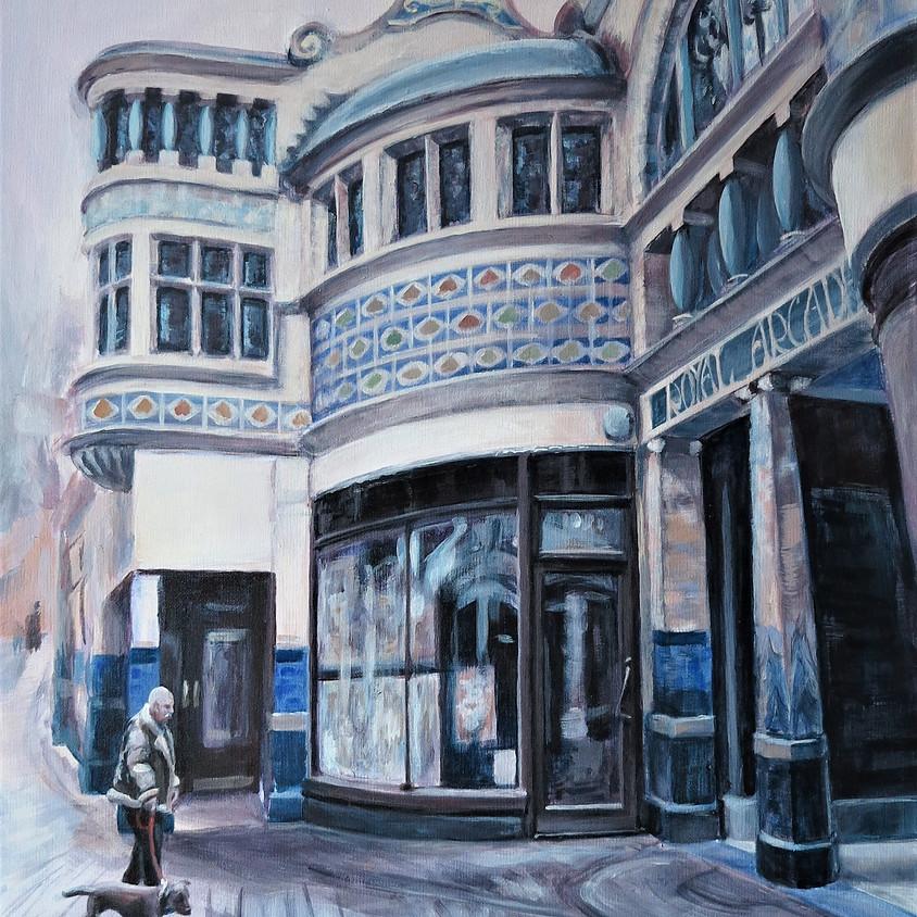 Paintings by Josie McClusky