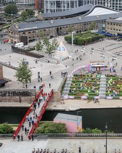 Kings Cross Footbridge Now Open!
