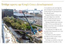 Somers Town Bridge Featured