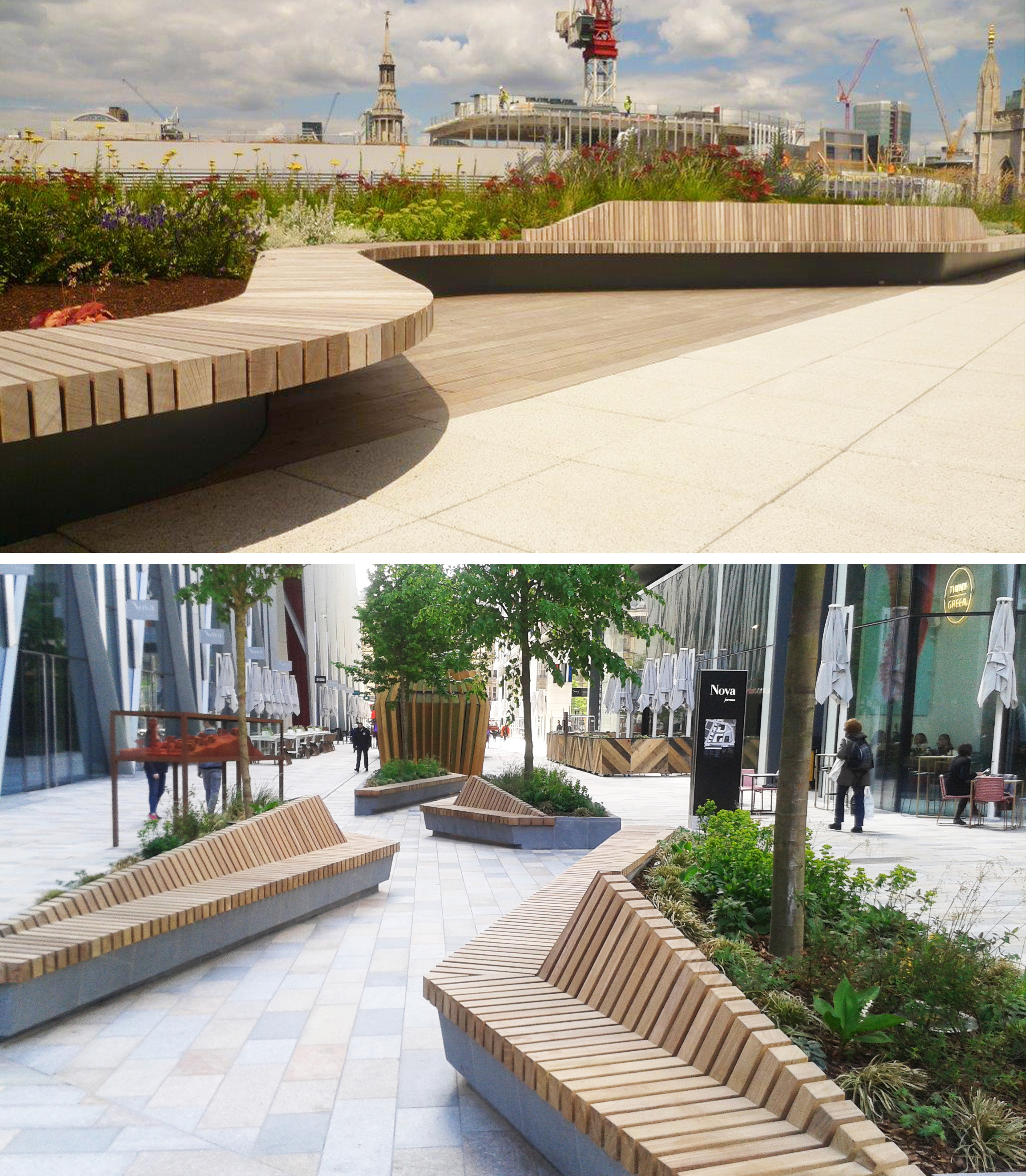 ALD Benches