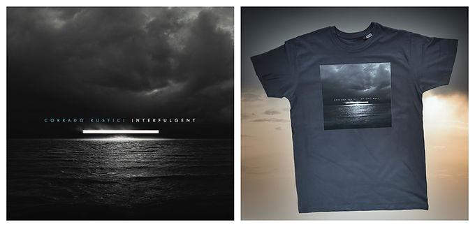 Interfulgent T-Shirt and CD Bundle