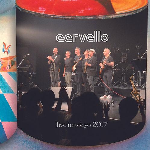 Cervello - Live in Tokyo 2017